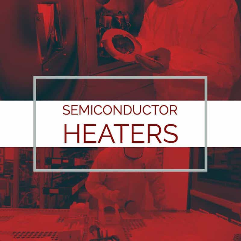 Semiconductor Heaters